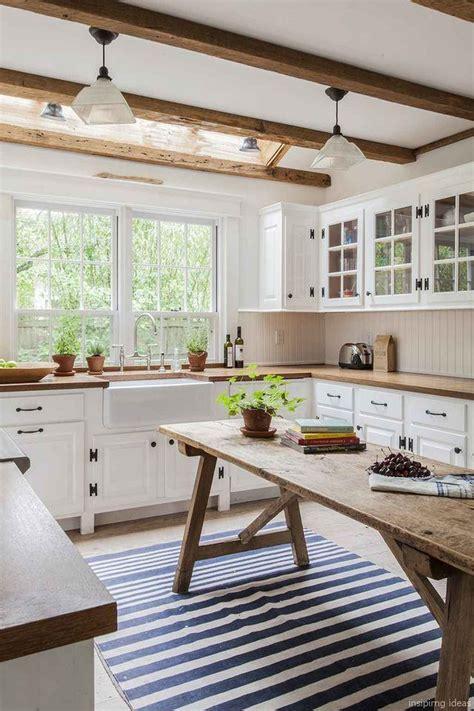 farmhouse kitchen tables 55 awesome farmhouse kitchen table design ideas