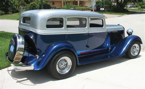 Classic Hot Rods Dodge Sedan 1933 Pictures Gallery