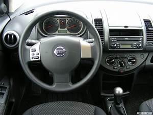 Nissan Note 2006 : 2006 nissan note pictures information and specs auto ~ Carolinahurricanesstore.com Idées de Décoration