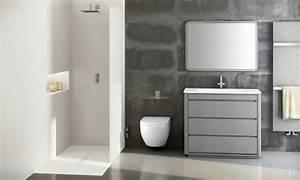Begehbare Dusche Mit Duschrinne 180x90 Aus Mineralguss