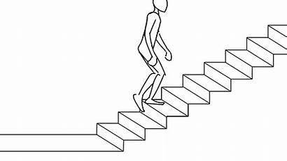 Upstairs Walking