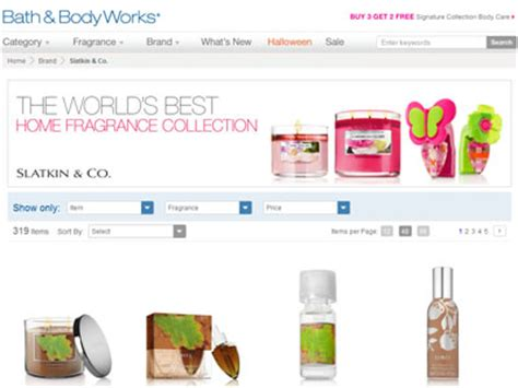 And Bath Collection Website by Bath Works Collection Home Fragrances