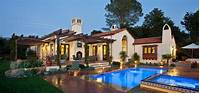 spanish style house New Spanish Colonial Revival   Allen Construction