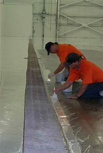 preparation of industrial floors for painting With preparing concrete floor for epoxy