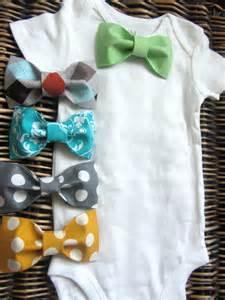 Bow Tie Baby Boy Clothes