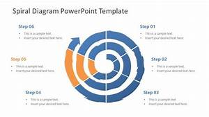 Spiral Shape Powerpoint Templates