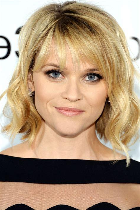 fine medium length hairstyles ideas  women elle hairstyles