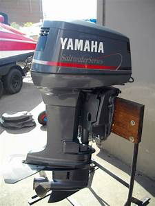 115hp Yamaha Outboard Engine 2 Stroke 2002 V4 115 Hp Two Stroke Xl Boat Motor