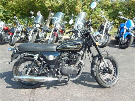 Cleveland Cyclewerks Ace Picture by Cleveland Cyclewerks Tha Ace Motorcycles For Sale