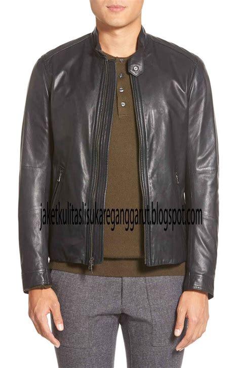 jaket kulit asli sukaregang garut model jaket kulit asli