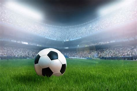 rasenmä auf rechnung jetzt bestellen 187 fototapete fussball im stadion