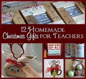 12 Homemade Christmas Gifts for Teachers Saving by Design