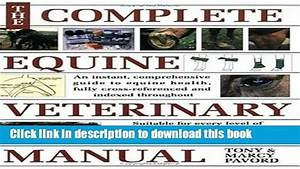 Download Book Complete Equine Veterinary Manual  A