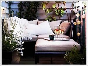 kleiner balkon deko ideen balkon house und dekor With balkon ideen kleiner balkon