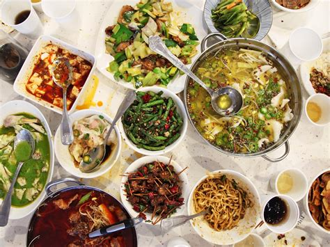 cuisine du sichuan chengdu taste is the best sichuan restaurant in america
