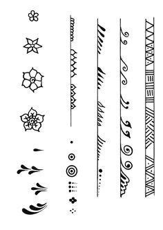 small henna designs for beginners - Google Search | Henna