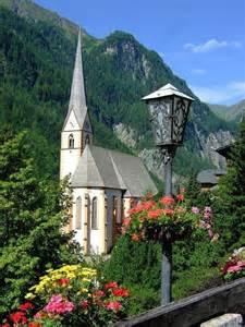 Old Churches in Austria