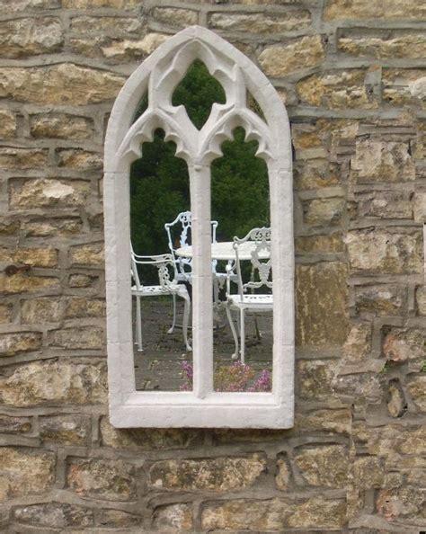 miroir fen 234 tre gothique ornements pour l ext 233 rieur 179 99