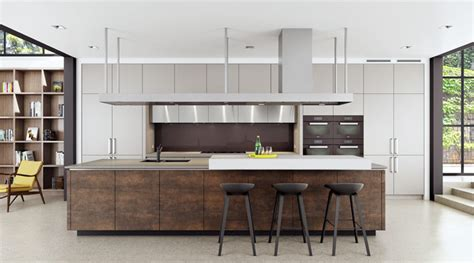 concrete kitchen design industrial style kitchens what are the key elements Industrial