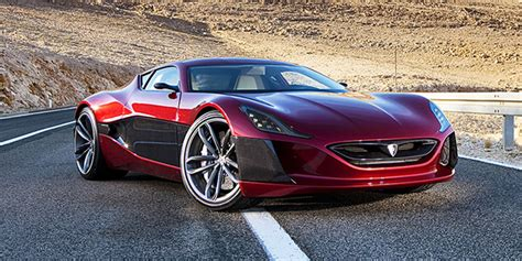 Sport Car Companies by Charged Evs Croatian Company Builds Electric Record
