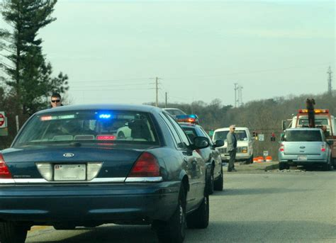 Accident On Route 175 Causes Tricky Traffic Flow Odenton