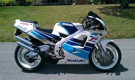 Suzuki Sale by Road Titled 1991 Suzuki Rgv250 For Sale