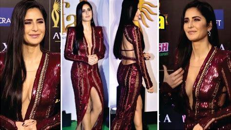 katrina kaif show  hotcleavage iifa awards