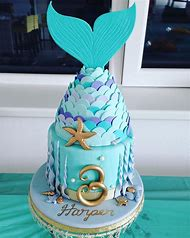 Best Mermaid Cake Ideas And Images On Bing Find What You Ll Love