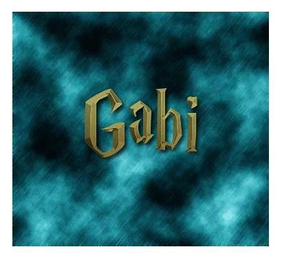Gabi Logos