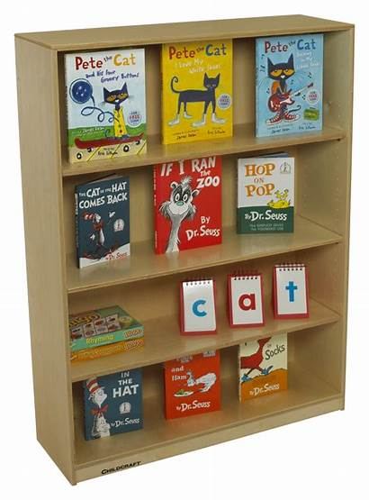 Bookcase Shelves Childcraft Adjustable Specialty Larger Inches