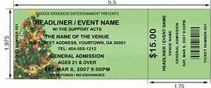holiday party tickets design and print your own christmas With christmas party tickets templates free