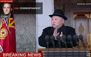 CNN Reporter Speechless Over North Korea Nuclear ...