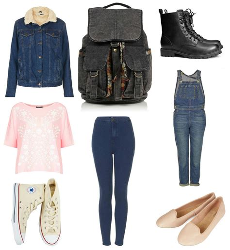 Fashion Trends Back To School Outfits Showcase