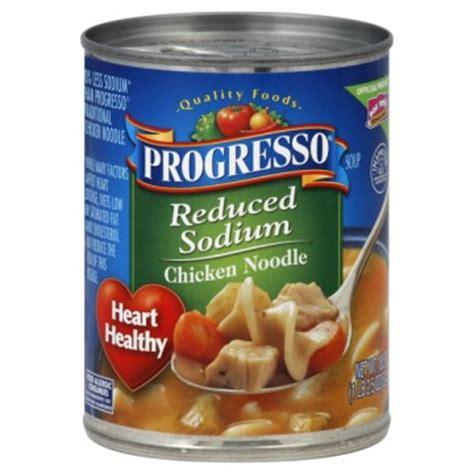 progresso light chicken noodle soup progresso soup chicken noodle reduced sodium