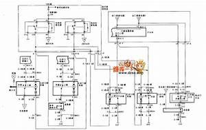 Beijing Hyundai Sang Nata Central Locking Circuit Diagram