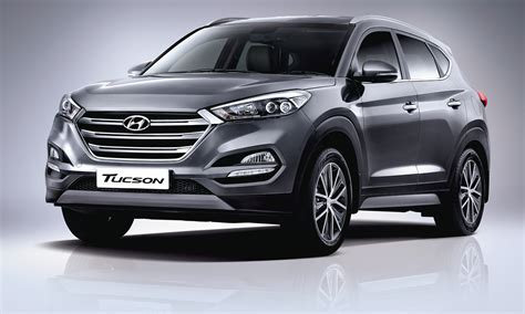 hyundai tucson front side view full hd wallpaper