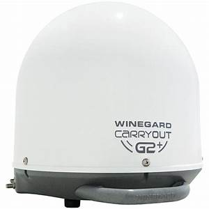 Winegard GM-6000 Carryout G2+ Automatic Portable GM-6000 B&H
