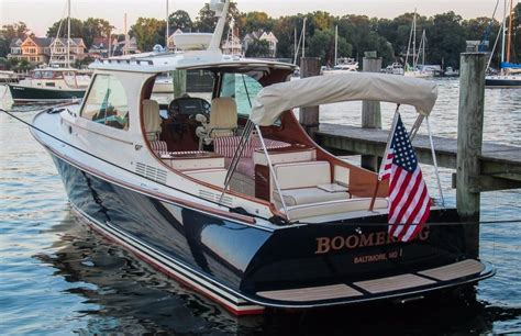 Hinckley Boats Picnic by 2010 Hinckley Picnic Boat Mkiii Power Boat For Sale Www