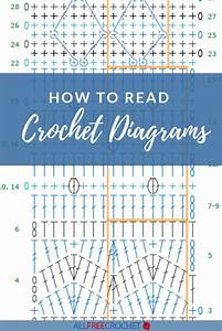 How To Read Crochet Diagrams