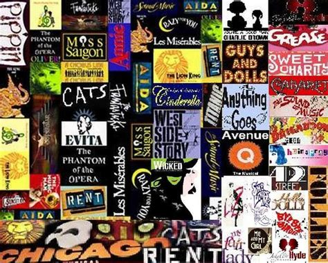 Broadway Background Broadway Musical Wallpaper Gallery