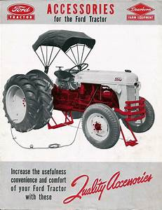 1000  Images About Ford 8n Tractor On Pinterest