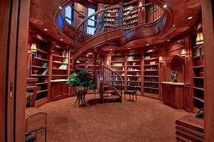 Beautiful Home Libraries - Interior Design