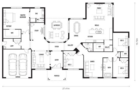 Ranch Style Homes Floor Plans by Floor Plan Friday Innovative Ranch Style Home