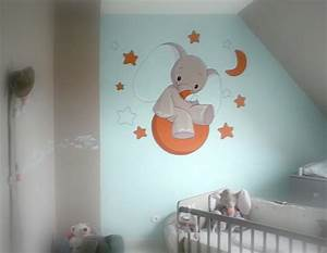 decoration pour chambre bebe home design nouveau et With deco peinture chambre bebe