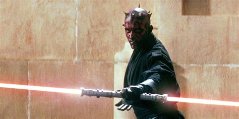 Star Wars: Darth Maul Was Part of George Lucas' Sequel ...