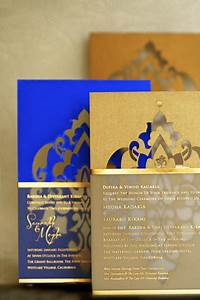quotlove in cobaltquot by azure With laser cut wedding invitations bangalore
