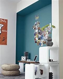 comment utiliser le bleu canard dans sa deco alliance With ordinary peindre son salon en gris et blanc 1 conseil decoration salon taupe