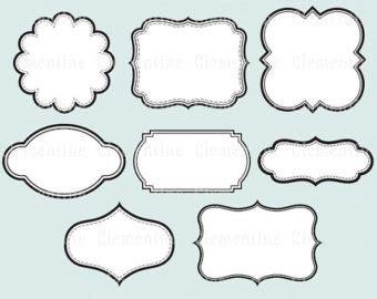 decorative labels clipart clipground