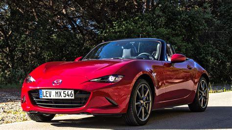 Fahrbericht Der Vierten Generation Der Neue Mazda Mx5