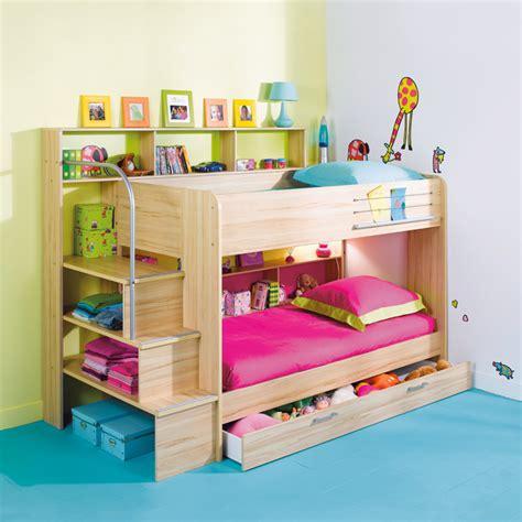 amenager chambre pour 2 filles petits espaces aménager un coin enfant dans un petit
